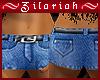 ~ZB~ Classic Jean Shorts
