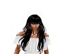 Animated Black Hair