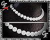 CE' Bubbled Necklace