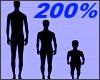 200% Height