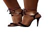 ~Black & Purple Heels