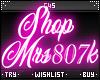 Shop Mrs807K  | Neon