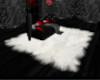 Masquerade White Rug