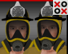 Firefighter Gas Mask