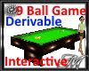 9 Ball Interactive Game