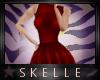 [SK] Peplum ; Rouge