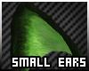 [B] Green Small Ears