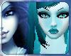 EAF-BTeal Mermaid Skin