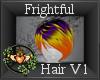 Frightful Halloween Hair