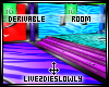 .L. Derivable Roommesh 6
