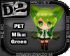 [D2] Miku Green