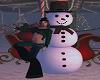 SnowMan Pose
