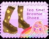 . bun [Tea Time Shoes 1]