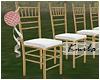 |K Wedding Chairs L
