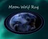 Moon Wolf Rug