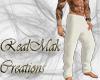 [RmK] Cream pants