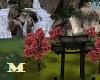cherry-- waterfall