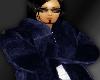 [SG]BLUE SUEDE COAT(M)