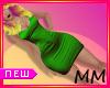 New Green Lila Dress
