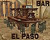 [M] EL PASO Bar