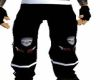 baggy goth /emo jeans