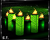 ST: Vivid Candles
