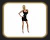 Sarah black dress
