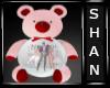 V-Day Bear Group Pose