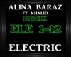 Alina Baraz-Electric