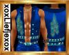 [L] Peacock Vest