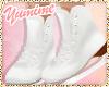 [Y] Ice Skates ~ White