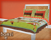.B. FF Toddler bed
