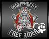 Independant Rider Cut M