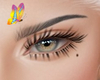 K.Natural Eyebrows