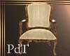 PdT Tan Banquet Chair