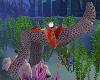 Coral Tree W/Pose