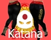 Katana Bottoms