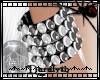 (D)Spiked Bracelet