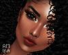 Nadia tanned darker skin