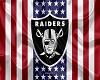 Las Vegas Raiders Flag