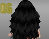 KG*Long Black Hair