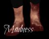 Blood + Feet