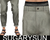 /su/ LAEN KA PANTS GREY