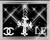 (CC) Cross Earring LE