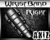 ]Akiz[Astrus WristBand R