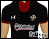 Wales Rugby Jersey Black