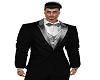 Black & Silver Suit