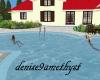 Pool Wasserball