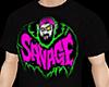 Savage Black T-Shirt