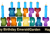 EG Birthday Sign
